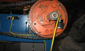 Pneumatic Safety Clutch