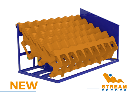 Stream Log Feeder - Carbotech International